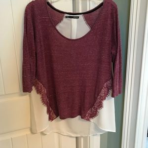 Maurice's XL top, excellent condition